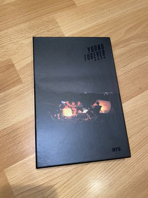 BTS YOUNG FOREVER special ALBUM [NIGHT VERSION] for Sale in San Jose, CA