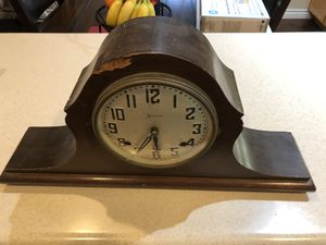 Antique Sessions wind up clock for Sale in Alta Loma, CA