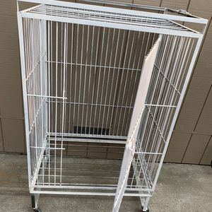Big Bird Reptile Cage Birds Parrots Lizards for Sale in West Sacramento, CA