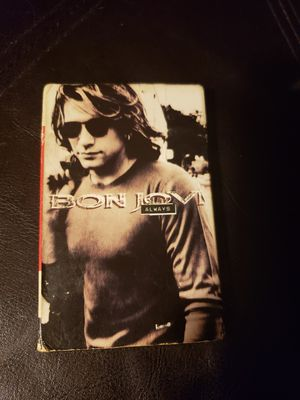 Bon Jovi cassette tape for Sale in Riverside, CA