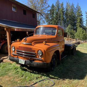 1953 International L-160 Truck / Tiny Home for Sale in Gig Harbor, WA