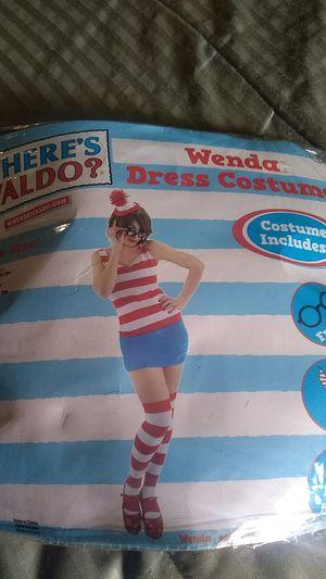 Where's Waldo Costume L/XL for Sale in San Diego, CA