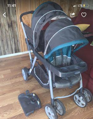 Graco Double stroller for Sale in Buckeye, AZ
