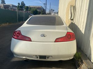 2006 Infiniti G35 Coupe Parts for Sale in Huntington Beach, CA