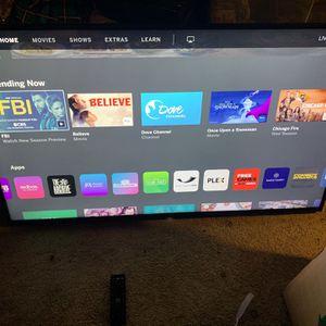 55 inch Vizio 4k UHD HDR Smart Tv 2019 Model for Sale in Philadelphia, PA