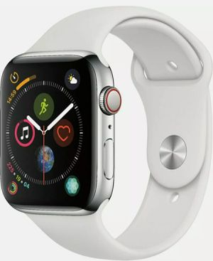 Apple Watch Series 5 - GPS - GPS + Cellular - 40MM 44MM - Gray - Silver for Sale in Grand Island, NY