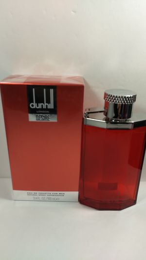 100% AUTHENTIC Dunhill Desire for men 3.4OZ (100ML) for Sale in HALNDLE BCH, FL