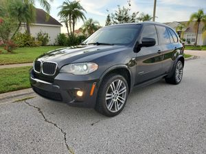 2013 BMW X5 XDRIVE35I M PACKAGE SPORT for Sale in Riverview, FL