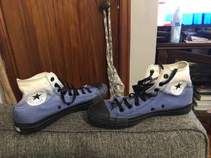 Converse All-Stars size 8 but fits like a nine for Sale in Columbus, OH