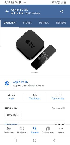 Apple TV for Sale in Colton, CA