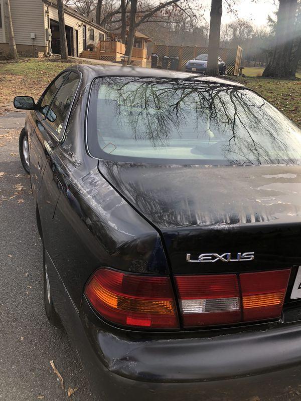 Lexus GS300 1998 252k Drives well!