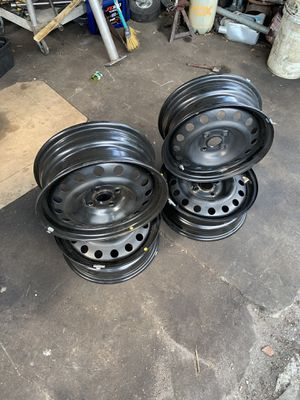 Black Rims for sale size 15 for Sale in Tampa, FL