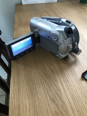 Canon video camera for Sale in West Palm Beach, FL