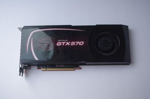 EVGA Nvidia GTX 570 for Sale in Bellingham, WA