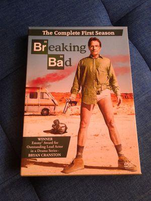 Breaking Bad (Season 1-3) for Sale in Los Angeles, CA