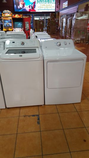 ge/maytag washer and dryer for Sale in Duluth, GA