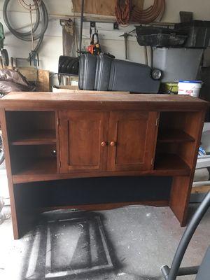 Desk Hutch for Sale in Sterling, VA