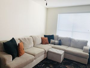 Ashley Furniture Sectional Couch for Sale in Houston, TX