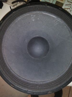 15 inch subwoofer for Sale in Tampa, FL
