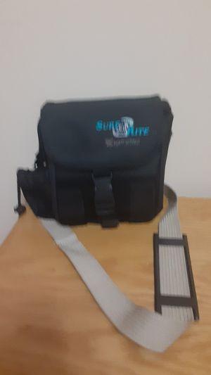 Suprume sued fishing bag FJ Neil 3 tube for Sale in Seekonk, MA