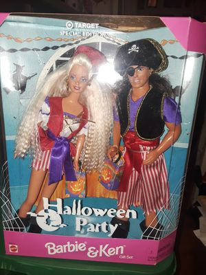 Halloween Party Barbie & Ken for Sale in Reading, PA