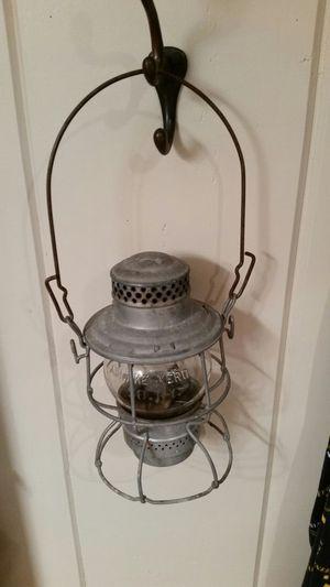 Antique Southern Railways Kerosene Railroad Lantern Train for Sale in Manassas, VA