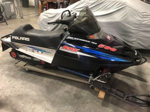 2000 Polaris RMX 500 Snowmobile for Sale in Portland, OR