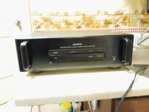 Onkyo M-501 power amplifier for Sale in Biscayne Park, FL
