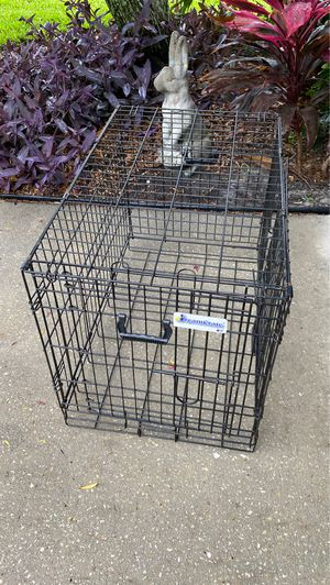 Dog crate without liner for Sale in St. Petersburg, FL