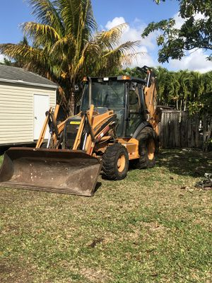 Backhoe services for Sale in Miami, FL