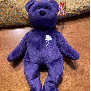 """Extremely Rare """"Princess"""" Diana Beanie Baby for Sale in Oceanport, NJ"""