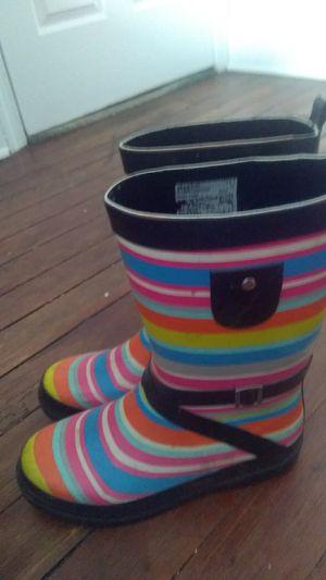 size 4-5 women's rain boots for Sale in Washington, DC
