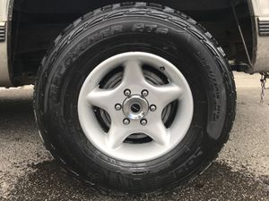 Cooper discover atp tires an rims for Sale in Taylorsville, UT