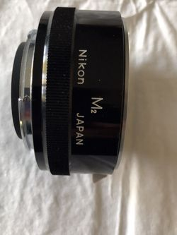 NIKON M2 EXTENSION TUBE for Sale in Ardmore,  PA