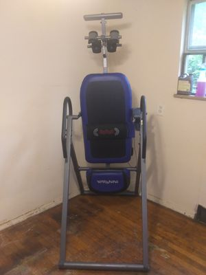 Innova Advanced heat and massage therapeutic Inversion table for Sale in Fairview Heights, IL