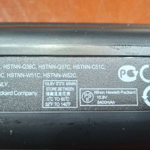 HP Laptop EV12 Notebook Battery 8400mah Capacity for Sale in San Marcos, CA