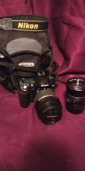 Nikon D80 digital camera for Sale in Sioux Falls, SD