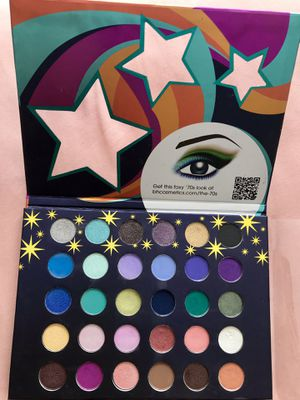 BH Cosmetics eyes on the '70s eyeshadow palette for Sale in Dunwoody, GA