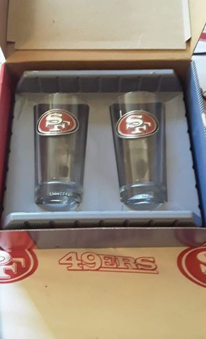 Sf collectable glasses for Sale in Garden City, MI