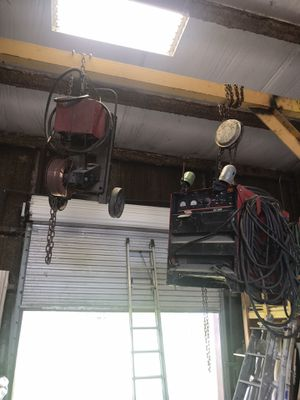 Lincoln DC600/lm7 welder for Sale in Manvel, TX