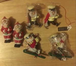 Hershey & Campbell's Christmas ornaments for Sale in Wichita, KS