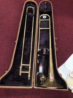 Vintage F.E Olds & Son Fullerton Calif Trombone for Sale in Seymour, CT