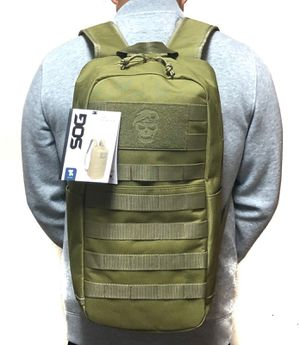 Brand NEW! SOG Tactical Travel Backpack For Everyday Use/Outdoors/Traveling/Hiking/Biking/Work/Sports/Gym/Holiday Gifts for Sale in Carson, CA