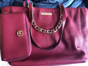 Michael Kors bag and wallet for Sale in Brentwood, MD