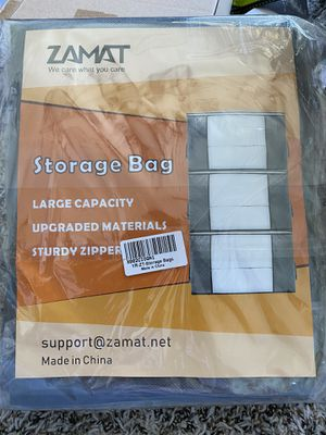 storage bag 3pack large new for Sale in Fort Worth, TX