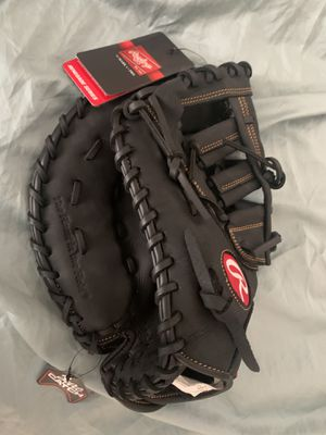 "Brand New with tags 12.5"" baseball/softball first baseman glove for Sale in Piedmont, SC"