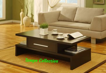 NEW, Coffee Table, Espresso, SKU# 28223CT for Sale in Westminster,  CA