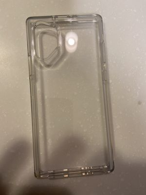 Otterbox Clear Symmetry Case for Samsung Galaxy Note 10 Plus/5G for Sale in Denver, CO