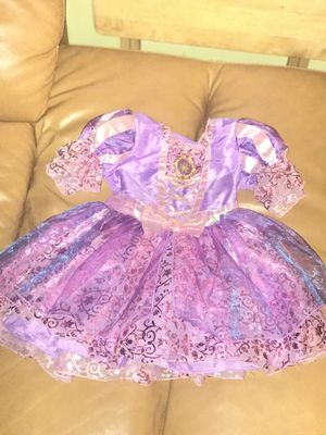 Disney Store Rapunzel dress (18-24 mos) for Sale in Falls Church, VA