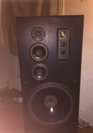 Infinity speaker for Sale in Durham, NC